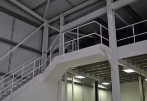 Safety Features You Might Want to Consider for Your Mezzanine Floor Project