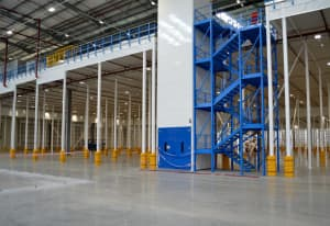 An Industrial Mezzanine Floor Project – Five Things to Consider Before You Start