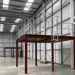 Warehouse Plant Platform Manufacture and Installation